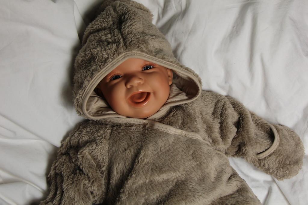 baby s ugling jacke winterjacke herbst neu von pippi gr 50. Black Bedroom Furniture Sets. Home Design Ideas